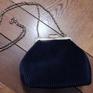 Carla Marchi Black evening bag